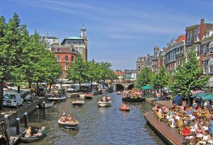 The Hidden Treasures of Leiden