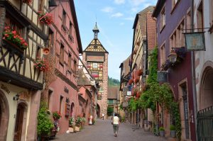 Impossibly Beautiful Riquewihr: The Jewel of Alsace
